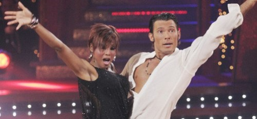 Dancing with the Stars' Toni Braxton and Alex Mazo