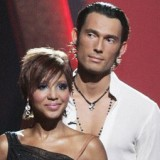 Dancing with the Stars' Toni Braxton and Alec Mazo