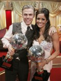 Dancing with the Stars' Brooke Burke and Derek Hough
