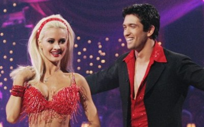 Dancing with the Stars' Holly Madison and Dmitry Chaplin