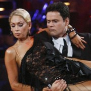 Dancing with the Stars' Donny Osmond and Kym Johnson