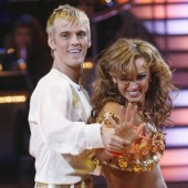 Dancing with the Stars' Aaron Carter and Karina Smirnoff