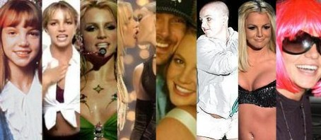 The Evolution of Britney Spears