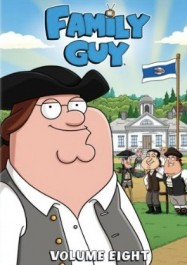 Family Guy Volume 8 DVD