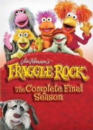 Fraggle Rock final season DVD