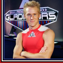 Evan Dollard, American Gladiators