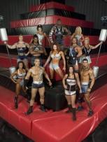 The American Gladiators
