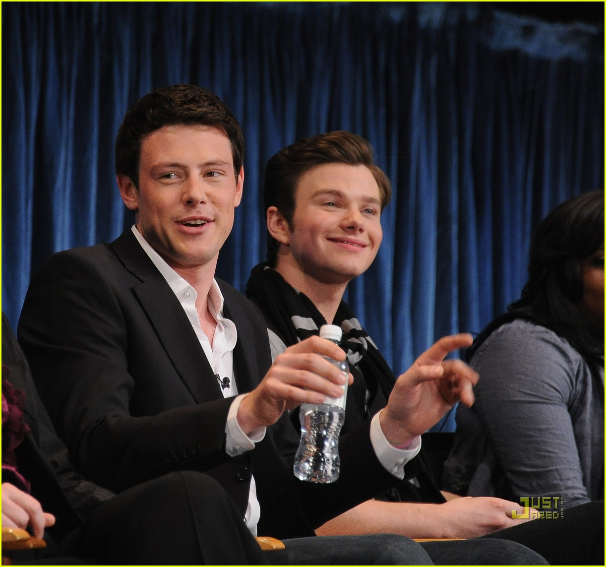 Glee cast at PaleyFest 2011