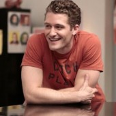 Glee's Matthew Morrison