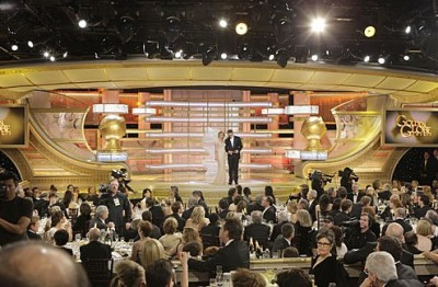 Golden Globes auditorium