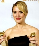 Kate Winslet at the 2009 Golden Globe Awards
