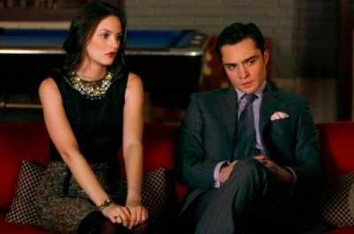Gossip Girl's Blair and Chuck