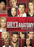 Grey's Anatomy Season 4 DVD
