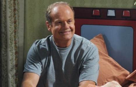 Kelsey Grammer in Hank