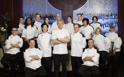 Hell's Kitchen 6 cast