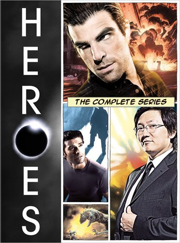 Heroes Complete Series DVD