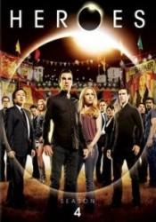 Heroes Season 4 DVD