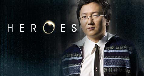 Heroes Masi Oka