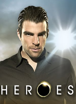 Heroes' Zachary Quinto