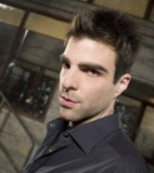 Zachary Quinto from Heroes