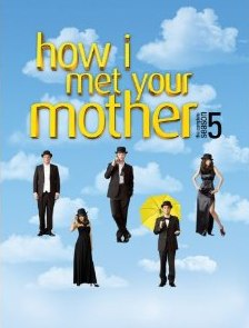 How I Met Your Mother Season 5 DVD