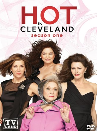 Hot in Cleveland Season 1 DVD
