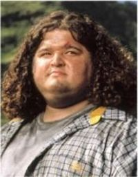 Hurley on Lost