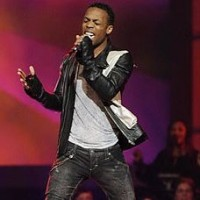 Todrick Hall on American Idol