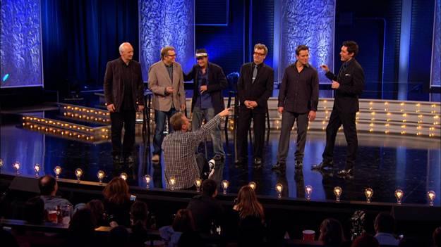 Charlie Sheen, Drew Carey's Improv-A-Ganza