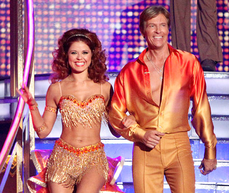 Jack Wagner on Dancing with the Stars