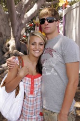 Jamie Lynn Spears and boyfriend