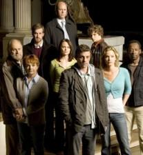 Jericho cast