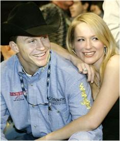 Ty Murray and Jewel