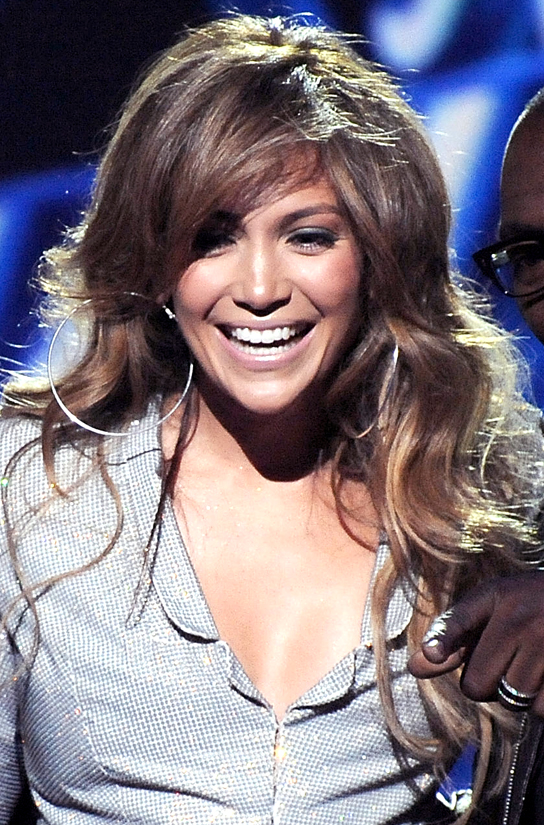 Jennifer Lopez on 'American Idol'
