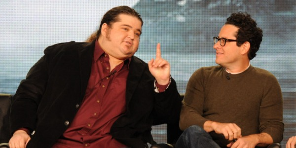 Jorge Garcia and J.J. Abrams