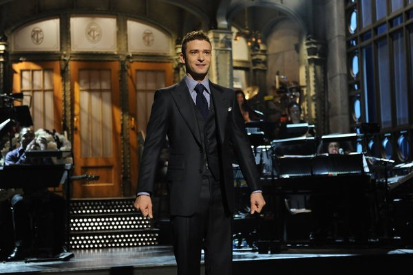Justin Timberlake on 'Saturday Night Live'
