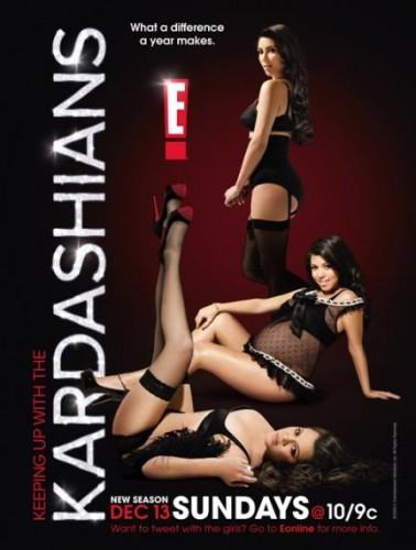 Kardashian sisters in lingerie