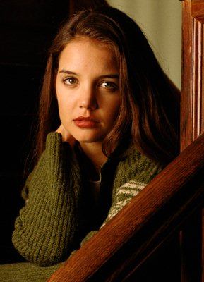 Katie Holmes as Joey in 'Dawson's Creek'