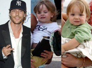 Kevin Federline, Sean Preston, Jayden James