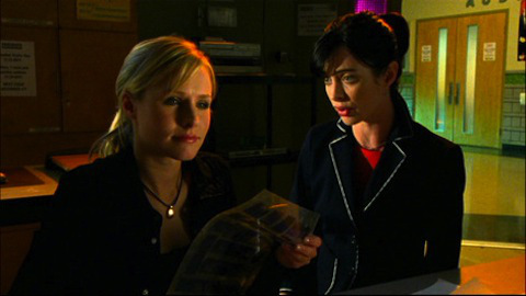 Kristen Bell and Krysten Ritter on 'Veronica Mars'