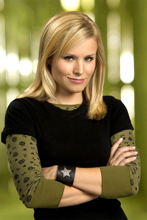 Kristen Bell as Veronica Mars