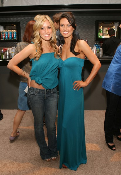 Kristin Cavallari and Audrina Patridge
