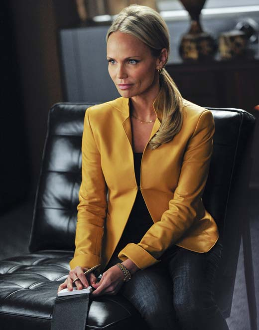 Kristin Chenoweth on 'The Good Wife'