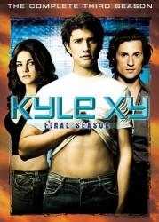Kyle XY Season 3 DVD