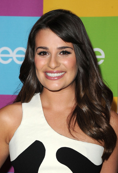 Glee actress Lea Michele