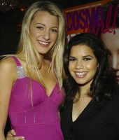 Blake Lively and America Ferrera