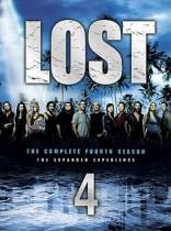 Lost Season 4 DVD