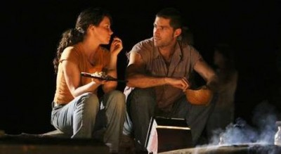 Lost's Matthew Fox and Evangeline Lilly