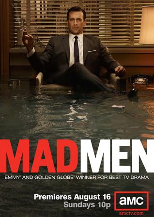 Jon Hamm in Mad Men Season 3