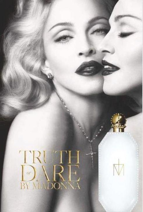 Madonna's perfume line, Truth or Dare
